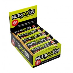 Box Energy bar Nutrixxion Salty Nut