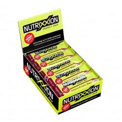 Box Energy bar Nutrixxion Cappuccino