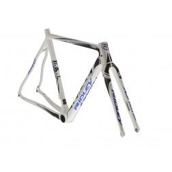 Cyclocross frame Ridley X-Night Disc Design XNI-02CS