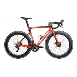 Roadbike Guerciotti Eureka Air Disc Design AI01 with SRAM RED eTap