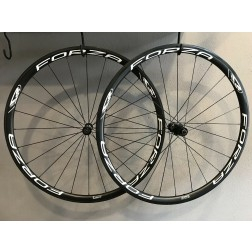 Used: Wheelset 4ZA Carbon Cirrus Pro Tubular