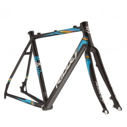 Cyclocross Frame Ridley X-Bow Disc Design 01BM
