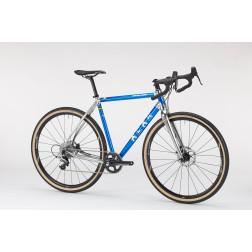 Gravel Bike ALAN Super Gravel Scandium Design SGS3 with Shimano 105 hydraulic