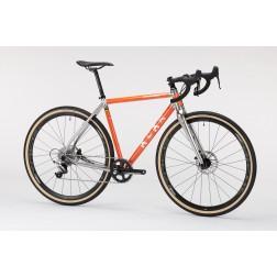 Gravel Bike ALAN Super Gravel Scandium Design SGS1 with SRAM Rival 22 hydraulic