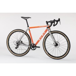 Gravel Bike ALAN Super Gravel Scandium Design SGS1 with SRAM Force X1 hydraulic