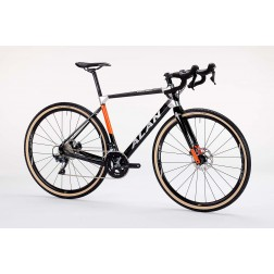 Cyclocross Bike ALAN Xtreme Gravel Design XG1 with Shimano Ultegra DI2 R8050 hydraulic