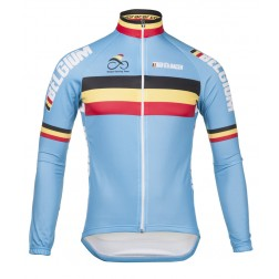 Long Sleeve Jersey Belgium