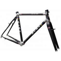 Cyclocross Frame ALAN Super Cross Carbon Design LNIC
