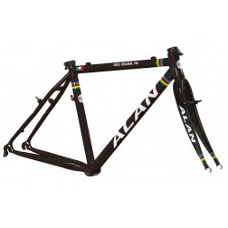 Cyclocross Frame ALAN Cross Mercurial Pro Canti Design WCS3