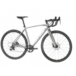 Cyclocross Bike ALAN Crossover Design CV3 with SRAM Apex X1 hydraulic