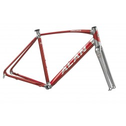 Cyclocross Frame ALAN Crossover Design CV2