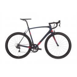 Roadbike Ridley Fenix SL Design 02DST with Shimano Ultegra R8000