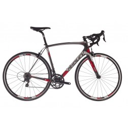 Roadbike Ridley Fenix SL Design 02AS with Shimano 105