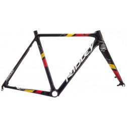 Cyclocross frame Ridley X-Night SL Disc Design 1501Am