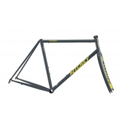 Frame set Ritchey Road Logic grey-yellow