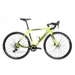 Cyclocross Bike Guerciotti Gieten with SRAM Rival X1 hydraulic