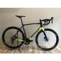 Ridley X-Trail Carbon Design 02AS with Shimano Dura Ace 9100 hydraulic