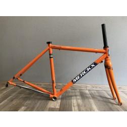 Frame Eddy Merckx Liege 75 Design Molteni