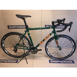 Cyclocross Bike ALAN Mercurial Pro with Shimano 105 5800 2x11