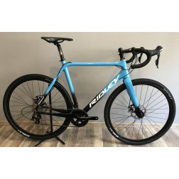 Cyclocross Bike Ridley X-Fire Disc with SRAM Rival X1 hydraulic