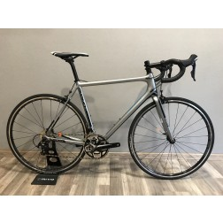 Roadbike Ridley Helium X Design 01DST with Shimano 105 size M