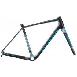Gravel frame Niner RLT 9 RDO black-blue