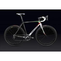 Cyclocross Bike Guerciotti Lembeek Canti Design LE02 Italia with SRAM Rival X1
