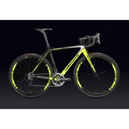 Cyclocross Bike Guerciotti Lembeek Canti Design LE03 with SRAM Force X1