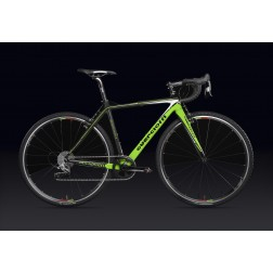 Cyclocross Bike Guerciotti Lembeek Canti Design LE04 with SRAM Rival X1