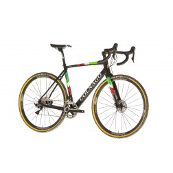 Cyclocross Bike Colnago Prestige Disc with Shimano Ultegra DI2 R8050 hydraulic