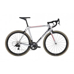 Roadbike Ridley Helium X Design 03AS with Shimano Ultegra Race