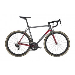 Roadbike Ridley Helium SLX Design 03AS with Shimano Ultegra DI2