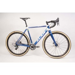 Cyclocross Bike ALAN Super Cross Race Design SCR4 with SRAM Rival X1 hydraulic