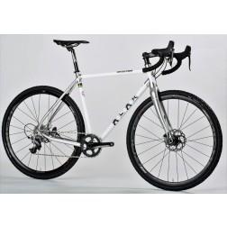Cyclocross Bike ALAN Super Cross Scandium Design SCS3 with SRAM Apex X1 hydraulic