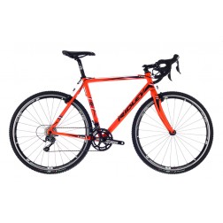 Cyclocross Bike Ridley X-Bow Design XBO 01CM with Shimano 105