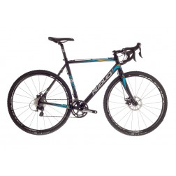 Cyclocross Bike Ridley X-Bow Disc Design XBO-01BM with SRAM Apex X1