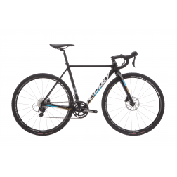 Cyclocross Bike Ridley X-Night Disc Design XNI-04AS with Shimano 105 hydraulic