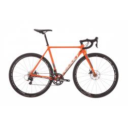 Cyclocross Bike Ridley X-Night Disc Design XNI-04BST with SRAM Red 22 hydraulic