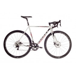 Cyclocross Bike Ridley X-Ride Disc Design XRI 01Ds with SRAM Rival 22 hydraulic