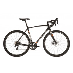Gravel frame Ridley X-Trail Alloy Design 01BM