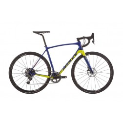 Ridley X-Trail Carbon Design XTR 02AS with Shimano 105