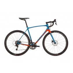 Ridley X-Trail Carbon Design XTR 02BS with Shimano 105