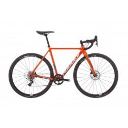 Cyclocross Bike Ridley X-Night Disc Design XNI-04BST with SRAM Force 1 hydraulic