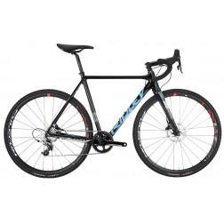 Cyclocross Bike Ridley X-Night Disc Design XNI-04CS with Shimano 105