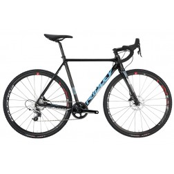 Cyclocross Bike Ridley X-Night Disc Design XNI-04CS with Shimano 105 hydraulic