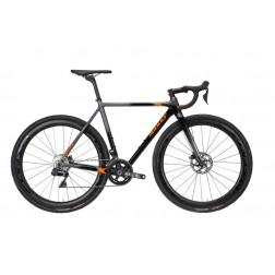 Cyclocross Bike Ridley X-Night SL Disc Design XNI-05AS with SRAM Rival X1 hydraulic