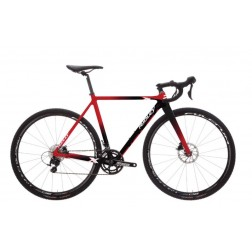 Cyclocross Bike Ridley X-Night Disc Design XNI-06BS with Shimano Ultegra hydraulic - Race