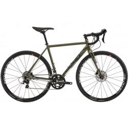 Cyclocross Bike Ridley X-Ride Disc Design XRI 02DM with SRAM Rival X1 hydraulic