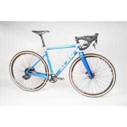 Cyclocross Bike ALAN Xtreme Cross design XC1 with Shimano Ultegra DI2 hydraulic